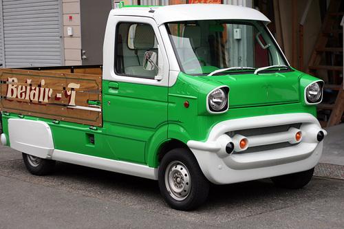 カスタム 軽トラック