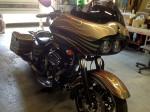Harley Davidson CVO カスタムペイント