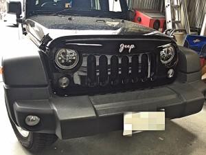 ジープ jeep ピンスト