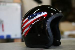 ジェットヘルメット スクリーミンイーグル
