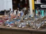 ガラス ボトル ペイント