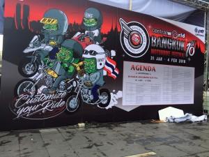 2018 Bangkok Motorbike Festival 10th