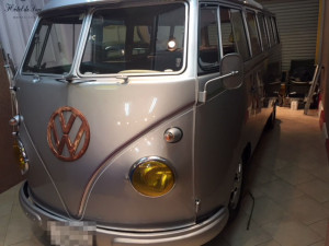 VW TYPEⅡ 1959 Pinstriping