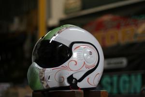 フルフェイス ジェットヘルメット