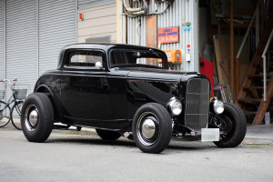 FORD 1932 DEUCE COUPE