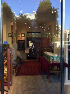 G.H.BASS&CO. gold leaf gilding