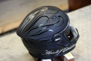 SIMPSON Arai shoei troyleedesign helmet